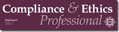 Compliance & Ethics Professional
