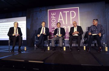 Panel at European Association of Test Publishers